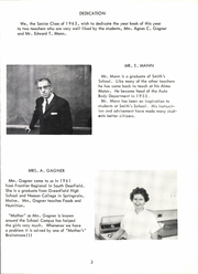 Page 7, 1963 Edition, Smith Vocational High School - Vikings Yearbook (Northampton, MA) online yearbook collection
