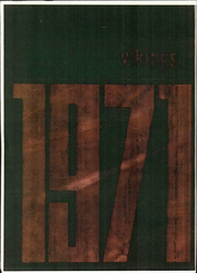 1971 Edition, Smith Vocational High School - Vikings Yearbook (Northampton, MA)
