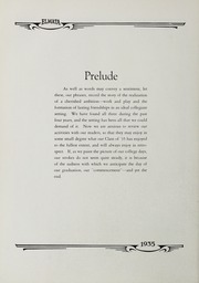 Page 10, 1935 Edition, Elms College - Elmata Yearbook (Chicopee, MA) online yearbook collection