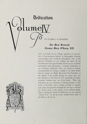 Page 8, 1935 Edition, Elms College - Elmata Yearbook (Chicopee, MA) online yearbook collection