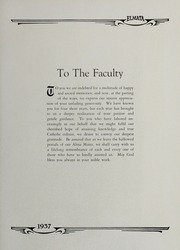 Page 13, 1937 Edition, Elms College - Elmata Yearbook (Chicopee, MA) online yearbook collection