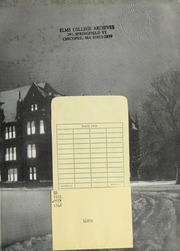 Page 3, 1948 Edition, Elms College - Elmata Yearbook (Chicopee, MA) online yearbook collection