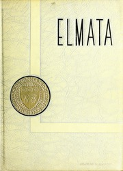 1958 Edition, Elms College - Elmata Yearbook (Chicopee, MA)