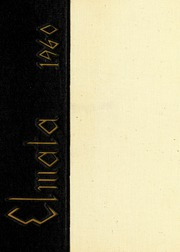 1960 Edition, Elms College - Elmata Yearbook (Chicopee, MA)