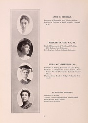 Page 16, 1916 Edition, Framingham State University - Dial Yearbook (Framingham, MA) online yearbook collection