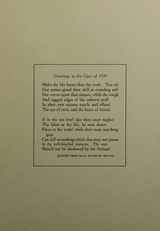 Page 15, 1929 Edition, Framingham State University - Dial Yearbook (Framingham, MA) online yearbook collection