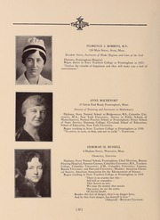 Page 36, 1934 Edition, Framingham State University - Dial Yearbook (Framingham, MA) online yearbook collection