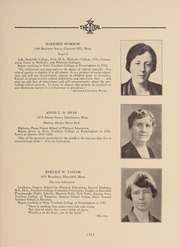 Page 37, 1934 Edition, Framingham State University - Dial Yearbook (Framingham, MA) online yearbook collection