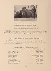 Page 40, 1934 Edition, Framingham State University - Dial Yearbook (Framingham, MA) online yearbook collection