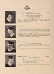 Page 44, 1934 Edition, Framingham State University - Dial Yearbook (Framingham, MA) online yearbook collection