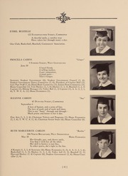 Page 45, 1934 Edition, Framingham State University - Dial Yearbook (Framingham, MA) online yearbook collection