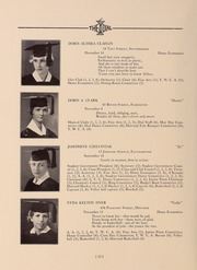 Page 46, 1934 Edition, Framingham State University - Dial Yearbook (Framingham, MA) online yearbook collection