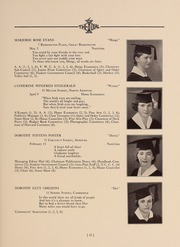 Page 47, 1934 Edition, Framingham State University - Dial Yearbook (Framingham, MA) online yearbook collection