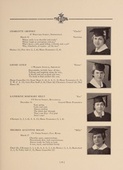 Page 49, 1934 Edition, Framingham State University - Dial Yearbook (Framingham, MA) online yearbook collection