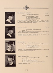 Page 50, 1934 Edition, Framingham State University - Dial Yearbook (Framingham, MA) online yearbook collection
