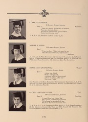 Page 52, 1934 Edition, Framingham State University - Dial Yearbook (Framingham, MA) online yearbook collection