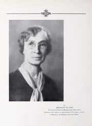 Page 10, 1935 Edition, Framingham State University - Dial Yearbook (Framingham, MA) online yearbook collection