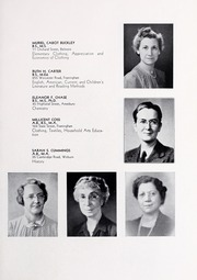 Page 17, 1944 Edition, Framingham State University - Dial Yearbook (Framingham, MA) online yearbook collection