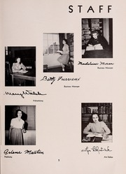 Page 9, 1945 Edition, Framingham State University - Dial Yearbook (Framingham, MA) online yearbook collection
