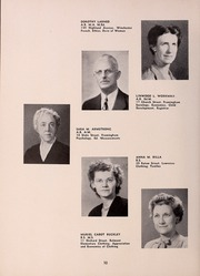 Page 14, 1946 Edition, Framingham State University - Dial Yearbook (Framingham, MA) online yearbook collection