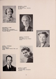 Page 15, 1946 Edition, Framingham State University - Dial Yearbook (Framingham, MA) online yearbook collection