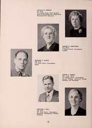 Page 16, 1946 Edition, Framingham State University - Dial Yearbook (Framingham, MA) online yearbook collection