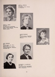 Page 17, 1946 Edition, Framingham State University - Dial Yearbook (Framingham, MA) online yearbook collection