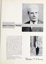 Page 13, 1950 Edition, Framingham State University - Dial Yearbook (Framingham, MA) online yearbook collection