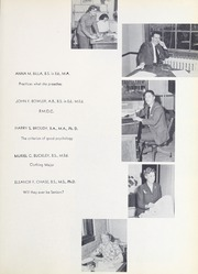 Page 15, 1950 Edition, Framingham State University - Dial Yearbook (Framingham, MA) online yearbook collection