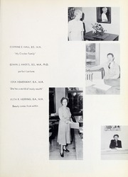 Page 17, 1950 Edition, Framingham State University - Dial Yearbook (Framingham, MA) online yearbook collection
