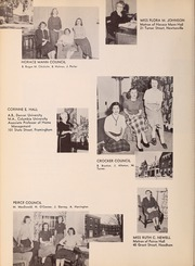 Page 14, 1952 Edition, Framingham State University - Dial Yearbook (Framingham, MA) online yearbook collection