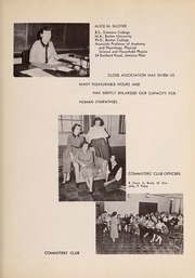 Page 15, 1952 Edition, Framingham State University - Dial Yearbook (Framingham, MA) online yearbook collection