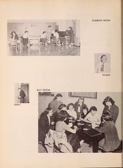 Page 16, 1952 Edition, Framingham State University - Dial Yearbook (Framingham, MA) online yearbook collection