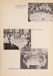 Page 17, 1952 Edition, Framingham State University - Dial Yearbook (Framingham, MA) online yearbook collection