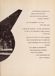 Page 9, 1952 Edition, Framingham State University - Dial Yearbook (Framingham, MA) online yearbook collection