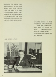 Page 10, 1958 Edition, Framingham State University - Dial Yearbook (Framingham, MA) online yearbook collection