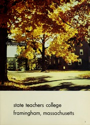 Page 7, 1958 Edition, Framingham State University - Dial Yearbook (Framingham, MA) online yearbook collection