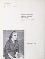 Page 22, 1961 Edition, Framingham State University - Dial Yearbook (Framingham, MA) online yearbook collection