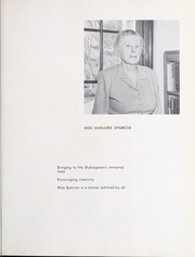 Page 23, 1961 Edition, Framingham State University - Dial Yearbook (Framingham, MA) online yearbook collection