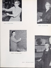 Page 29, 1961 Edition, Framingham State University - Dial Yearbook (Framingham, MA) online yearbook collection