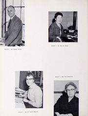 Page 30, 1961 Edition, Framingham State University - Dial Yearbook (Framingham, MA) online yearbook collection