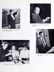 Page 17, 1963 Edition, Framingham State University - Dial Yearbook (Framingham, MA) online yearbook collection