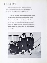 Page 8, 1963 Edition, Framingham State University - Dial Yearbook (Framingham, MA) online yearbook collection