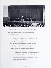 Page 9, 1963 Edition, Framingham State University - Dial Yearbook (Framingham, MA) online yearbook collection