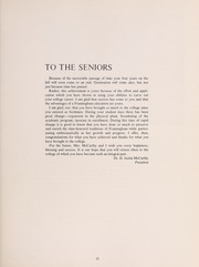 Page 15, 1965 Edition, Framingham State University - Dial Yearbook (Framingham, MA) online yearbook collection