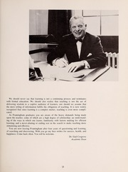 Page 17, 1965 Edition, Framingham State University - Dial Yearbook (Framingham, MA) online yearbook collection