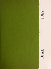 Page 3, 1967 Edition, Framingham State University - Dial Yearbook (Framingham, MA) online yearbook collection