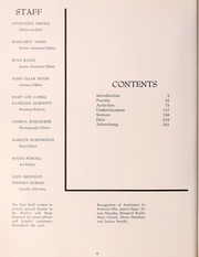 Page 8, 1967 Edition, Framingham State University - Dial Yearbook (Framingham, MA) online yearbook collection