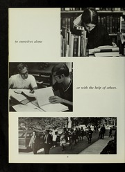 Page 12, 1969 Edition, Framingham State University - Dial Yearbook (Framingham, MA) online yearbook collection