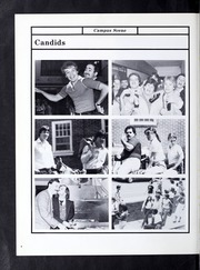 Page 12, 1981 Edition, Framingham State University - Dial Yearbook (Framingham, MA) online yearbook collection
